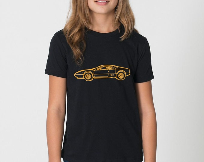KillerBeeMoto: Limited Release Vintage Italian Sports Car  Short & Long Sleeve Shirt Cartoon Style