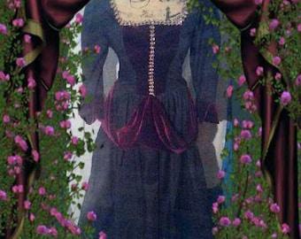 VENECIAN CARNIVALE MASQUERADE Ball Gown
