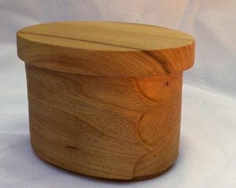 Round Elm Box