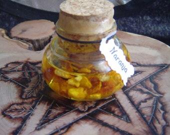 Sweet orange oil