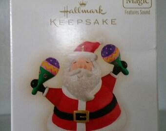Hallmark Feliz Navidad Ornament