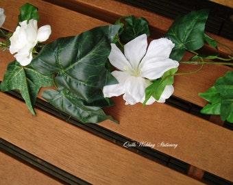 Artificial Floral Garland. Rose Wedding Garland. Tea Party Garland.