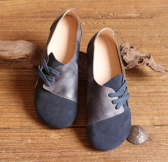 Handmade Leather Shoes Etsy