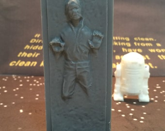 Han Solo in Carbonite - Star Wars - Soap - Han Solo
