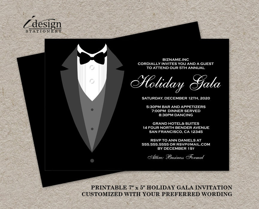 Black white invite – Black and White Party Invitation Wording