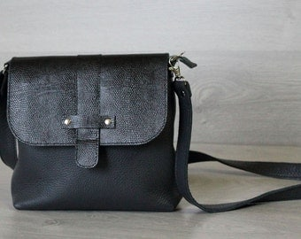 Bag made from  leather