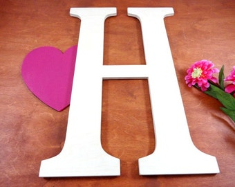 Unfinished Wood Letters Wood Letters for Wall Wedding Guest Book Ideas Large Letters Guest Book Alternative Wood Guest Book Sign Big Letters