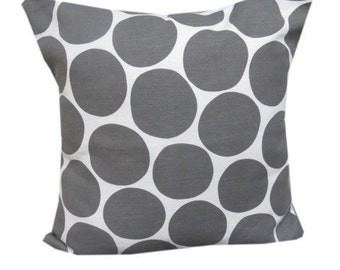 "Spira Soft Abstract Look Pom Pom 16"" Cushion Cover"