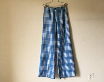 Vintage Pants - Bell Bottoms Wide Leg France