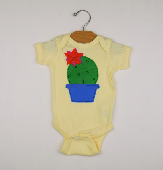 Hipster Baby Gift Ideas : Trendy onesie hipster baby clothes cactus gift