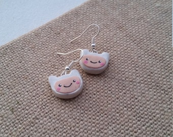 Finn The Human Earrings