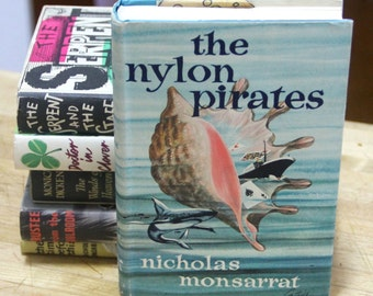 "Nicholas Monsarrat, "" The Nylon Pirates""  The Book Club, London 1960 First Edition"