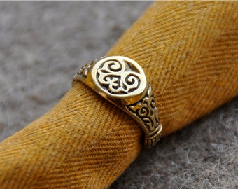 Russian medieval ring