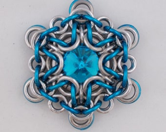 Crystal Snowflake Tutorial