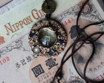 Amulet Feng Shui Steampunk - Arranger -.