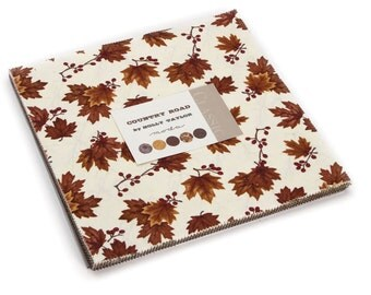 Country Road by Holly Taylor for Moda Fabrics. Layer Cake 6660LC