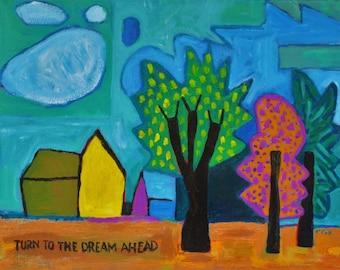 Dream Ahead