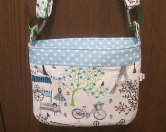 Paris in Springtime Purse