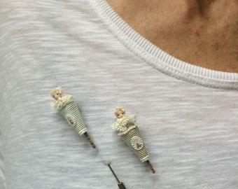 "Handmade Needle "" Marioneta Bebé """