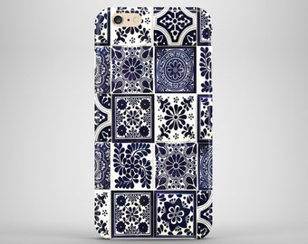 BLUE TILE iPhone 6s case, iPhone 6 case, iPhone 6s cases, iPhone 6 cases, iPhone case, iPhone cases, iPhone 7 cases, iPhone 7 case, iPhone 7