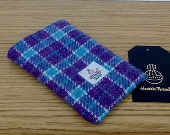 Harris Tweed Phone Cover