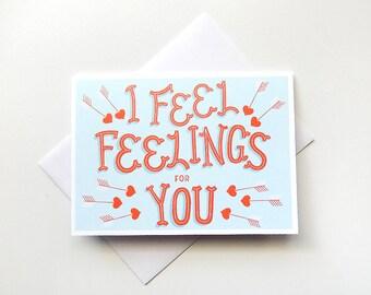 I Feel Feelings for You (1)