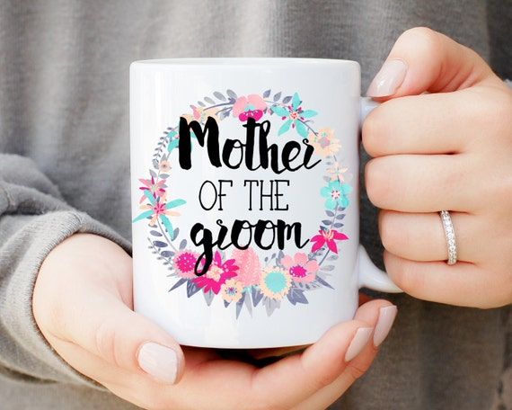 Mother of the Groom Mug, MOTG Mug, Wedding Mug, Mother of Groom Gift, Mother of the Bride Mug, Tea Mug, Coffee Mug, Wedding Reception Mug