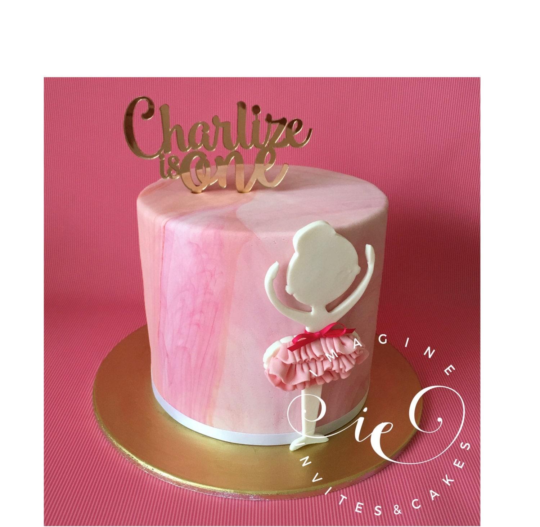 First Birthday Cake Topper Australia