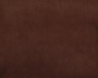 Brown Fleece Fabric (1 yard 26 inches)