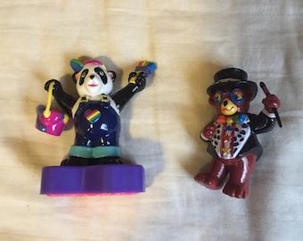 Lisa frank figurines