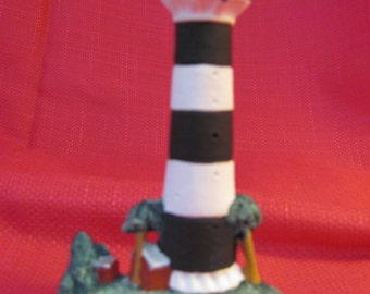Miniature Cape Canaveral Lighthouse