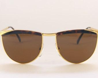LAURA BIAGIOTTI vintage sunglasses  - 80s sunglasses - NBW - Woman design Made in Italy sunglasses