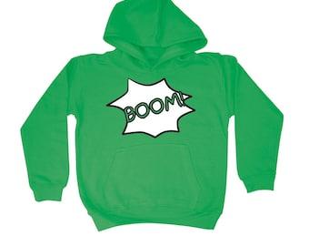Boom Kids Hoodie