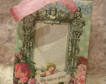 Romantic / Shabby Gift / Party Favor Bag (4)