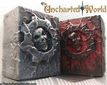 Gears 3D Deck Box