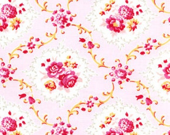 Jennifer Paganelli Dance With Me Kayla in Blush OOP VHTF Free Spirit Fabric_Fat Quarter