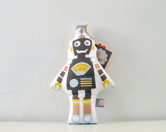 Cushion shown Robot