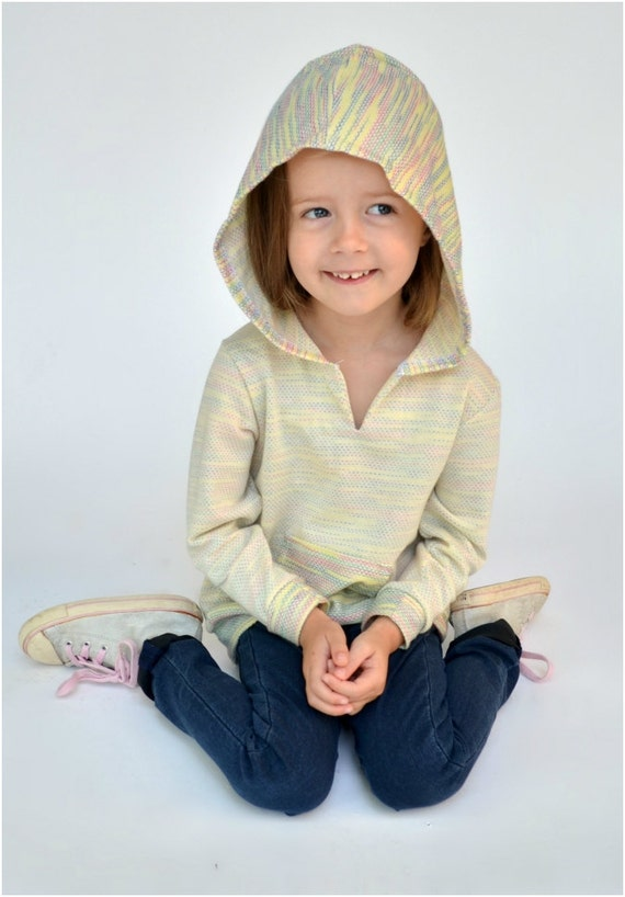 Kangaroo Hoodie Knitting Pattern : Hatteras Hoodie, knit sweatshirt for boys or girls with ...