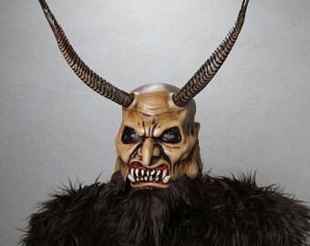 Krampus the Grumpass Mask