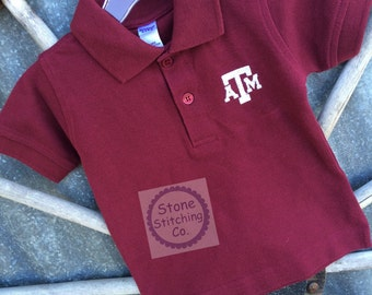 Texas A&M shirt, aggie baby, Aggie Toddler