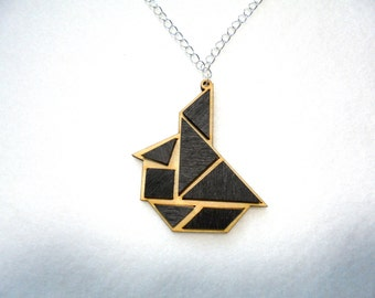 Chain, tangram, sailboat (379)