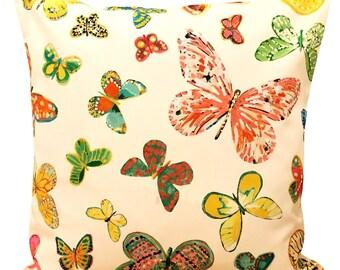 Schumacher Butterfly Lulu DK Cushion Cover