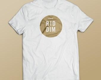 Run Di Riddim Shirt // Reggae T-Shirt // Dad Gift Idea // Father's Day Gift //