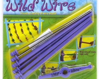 Wild Wire bead making tool