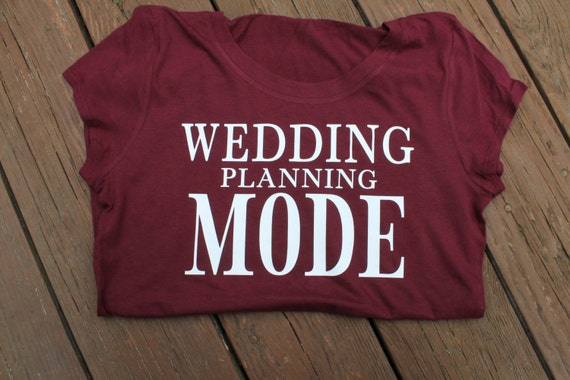 Wedding planning mode!