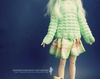 BJD Msd knitted jumper
