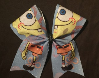 Character cheer bow