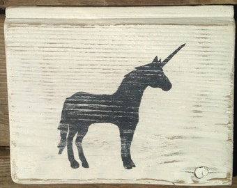 Rustic Unicorn