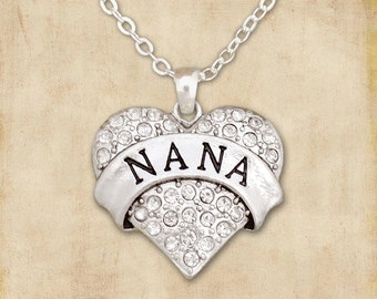 Nana Heart Necklace - 51856