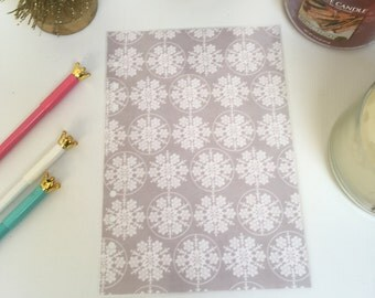 SALE! Reversable A5 Planner Dashboard, Christmas
